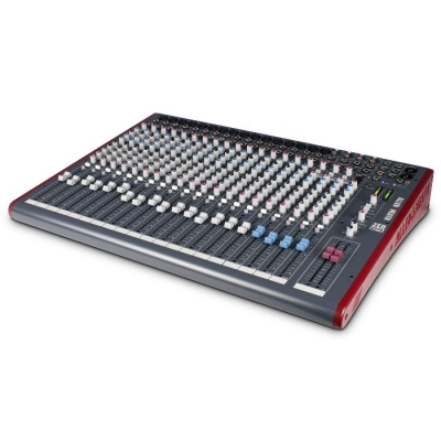 #(*) Mixer 16 Ch Mic/line, 4 Estereo  4 Aux, Usb In/out, Phantom 48v,