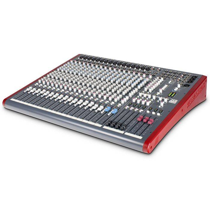 #(*) Mixer 16 Ch Mic/line, 2 Estereo  4 Sub Grupos, Usb In/out, Phantom 48v.