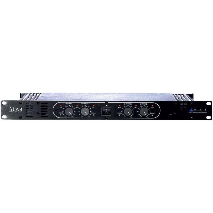 #4 Channel X 100w En 8ohms. Studio Linear Amplifier