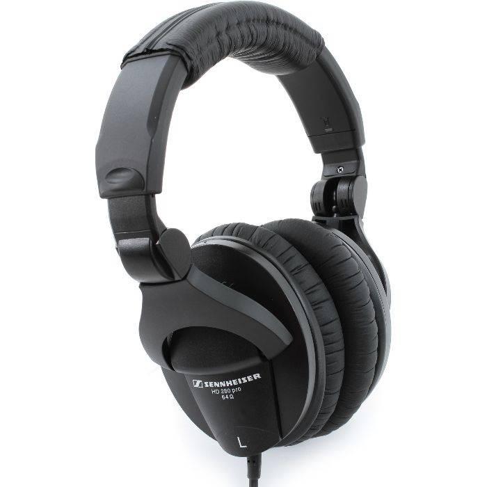 #auricular Monitor De Referencia De Estudio,cerrado