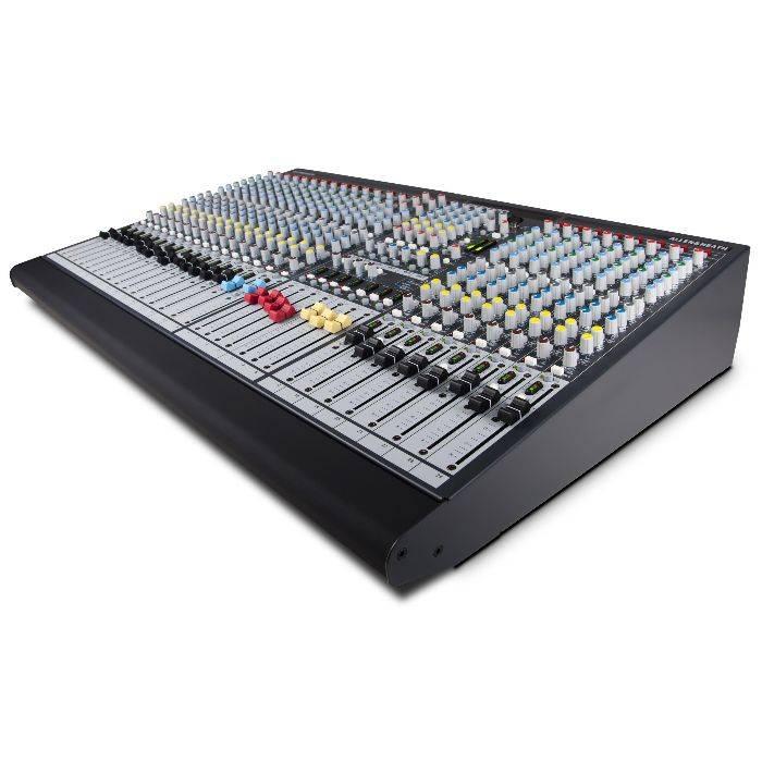#(*) Consola 22ch Mono Xlr, Canal 23 Y 24 Mono Xlr Y Dual Stereo, 4 Sub. Fader D