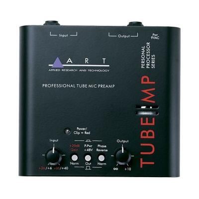 #(*) Tube Mic Preamp W/ 48v Phantom Power