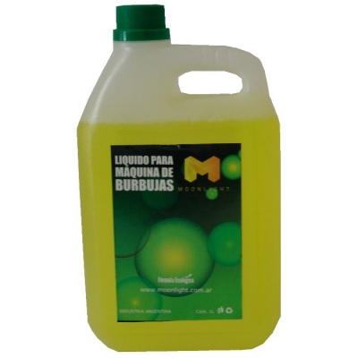 Liquido Para Maquina De Burbujas 1l