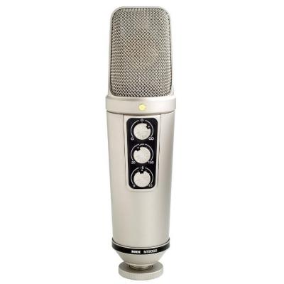 #microfono De Estudio, Figura En 8, Inc Susp. Elastica M2 Y Valija
