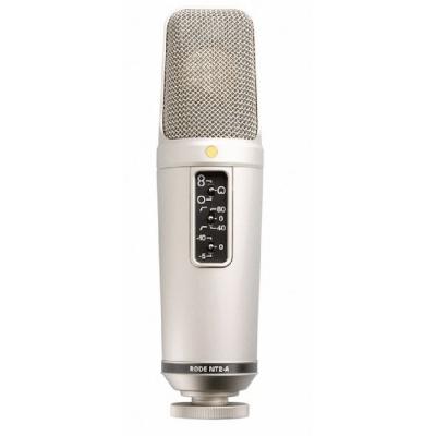 #microfono De Estudio,figura En 8, Omnidireccional Y Cardioide Inc Soporte M2 Y