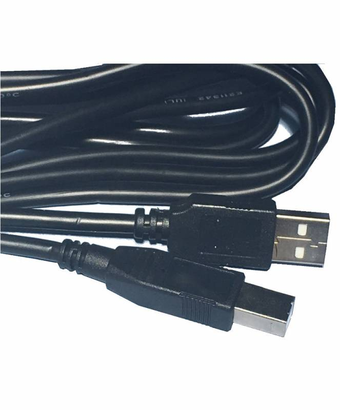 Cable Usb-usb Macho 1.80 Mts