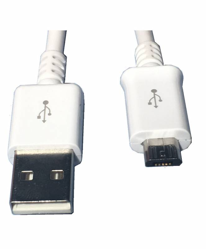 Cable Usb-micro Usb 1.80 Mts