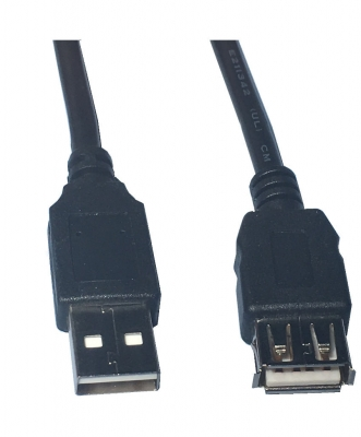 Cable Usb Prolongacion 1.5 Mts
