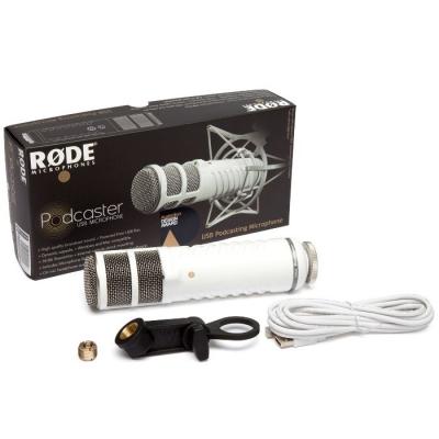 #mic Dinamico Cardioide Con Usb, Ideal Home-studio