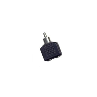 Plug Rca 2 Jack Mono 3.5