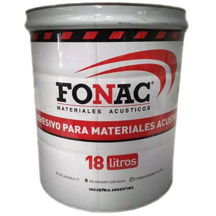 #adhesivo Fonac 18l
