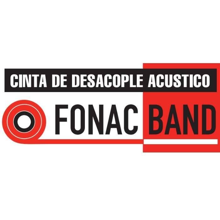 #banda Antivibratoria Acustica