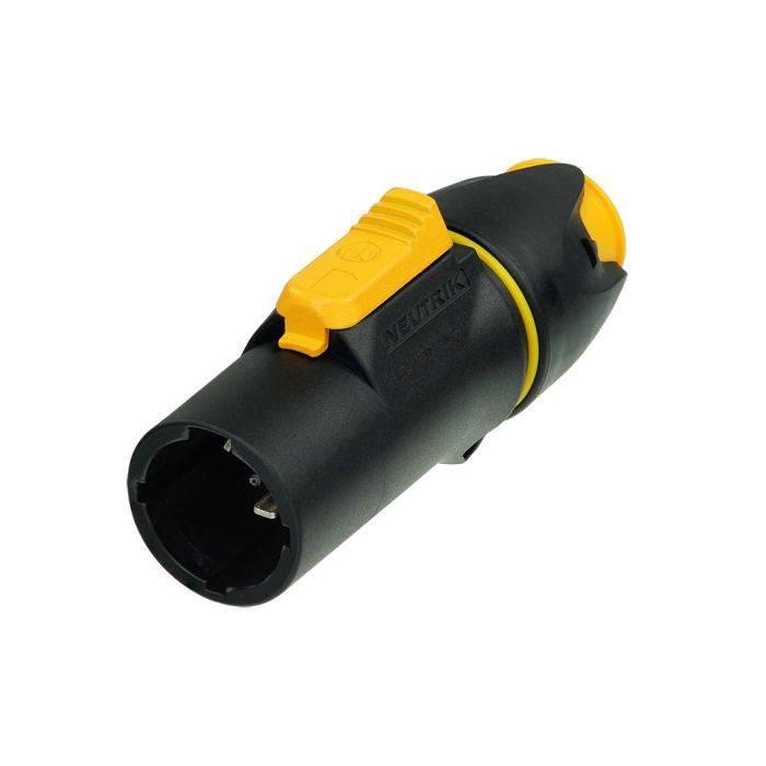 #conector Macho Para Cable 16/20 A.capacidad Para Conectarse Y Desconectarse Con