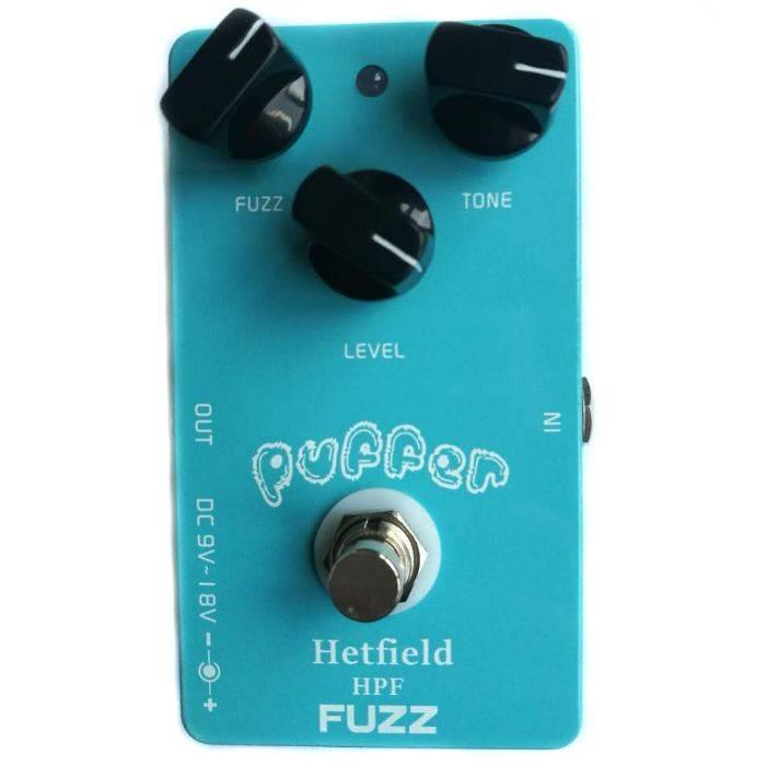 Pedal Con Efectos Para Guitarra Fuzz
