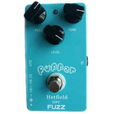 (*) Pedal Con Efectos Para Guitarra Fuzz