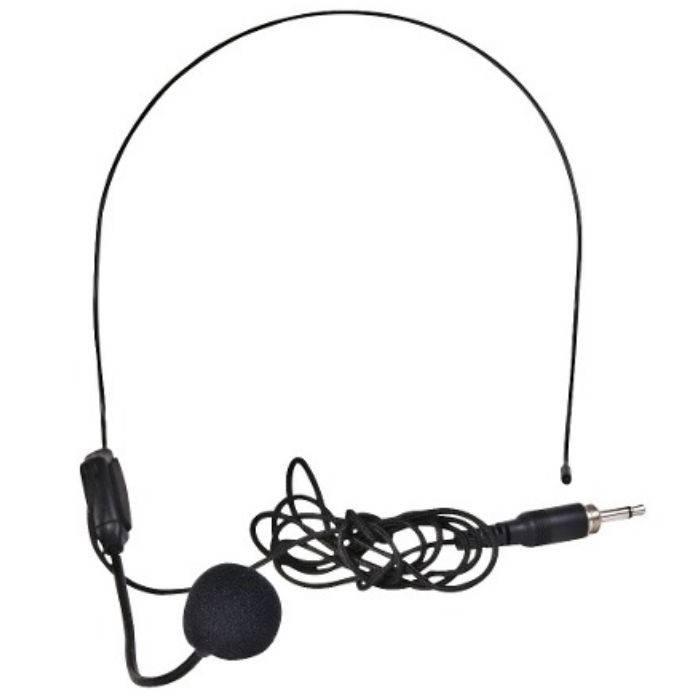 Microfono De Vincha Con Plug