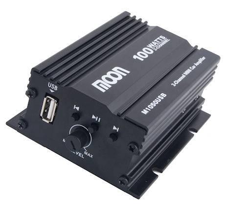 (**) Amplificador Moon M1050 Con Usb
