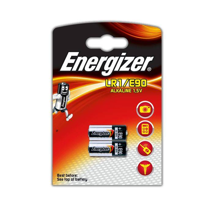Pila Energizer Electronica E90 Blister 2pcs