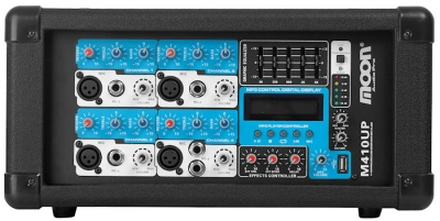 (*) Mixer Moon 4 Canales C/usb Y Display