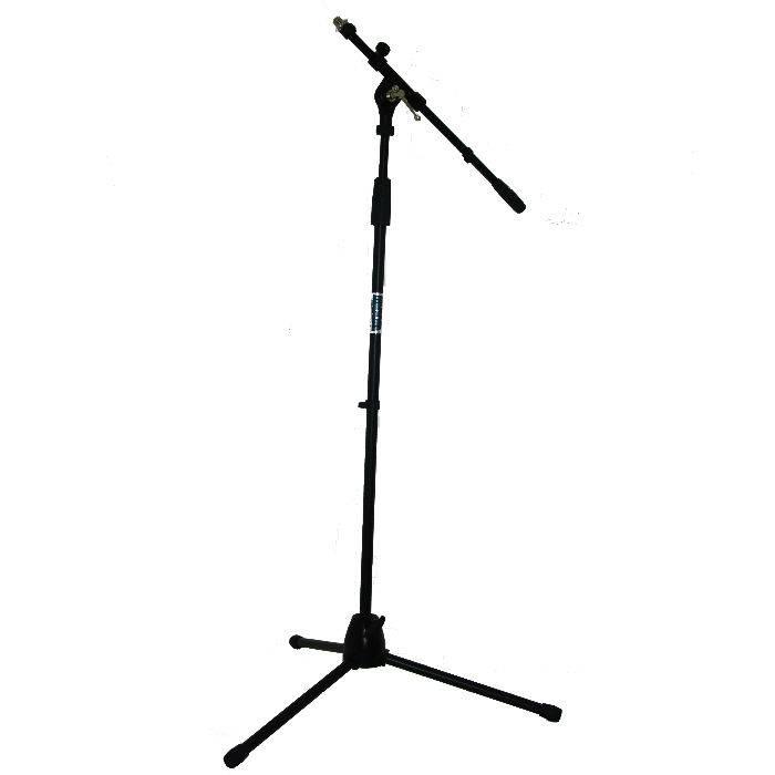 Pie De Microfono Con Base Metalica