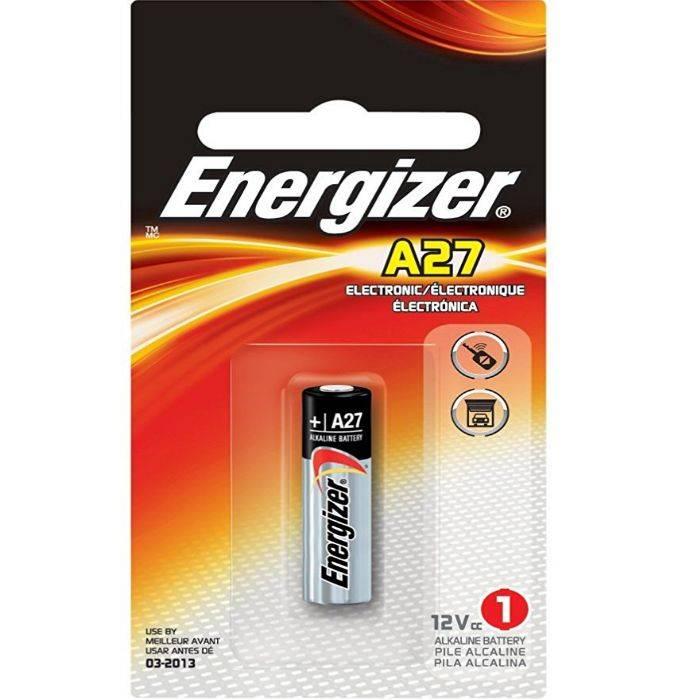 #pila Energizer Electronica A27