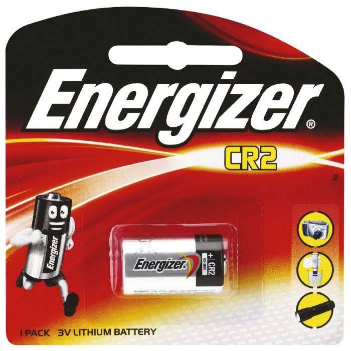 Pila Energizer De Litio Cr2 Para Fotografia