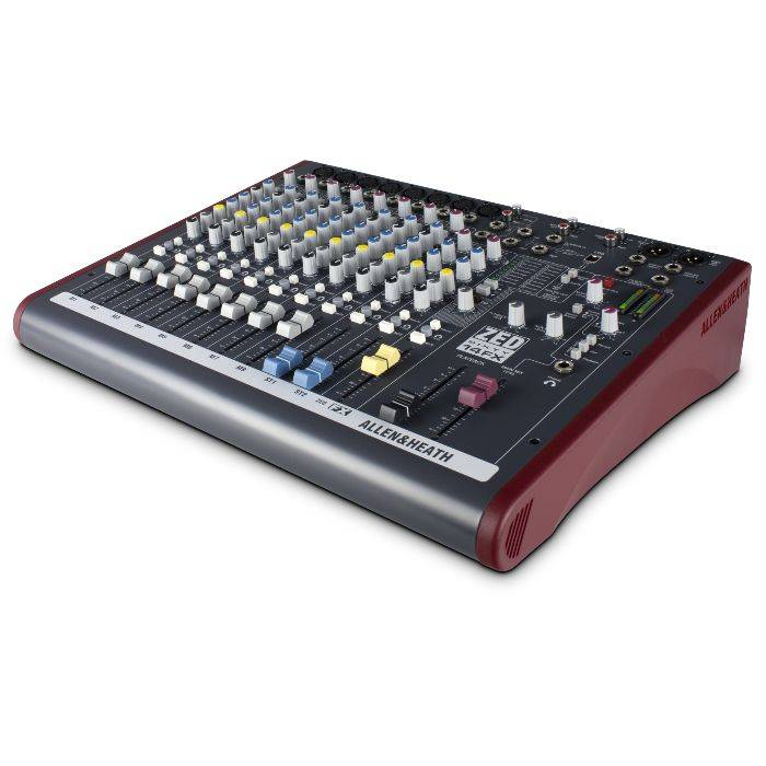 #(*)mixer 8 Ch Mic/line, 2 Estereo, 2 Aux, Usb In/out, Phantom 48v, Fader 60mm.