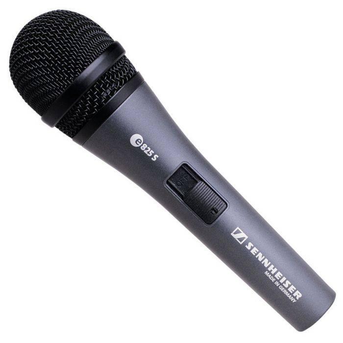 #microfono Sennheiser E-825s