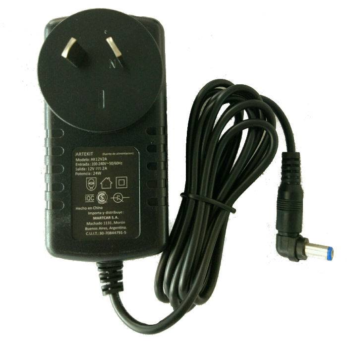 Fuente Switching De Pared 12v 2a
