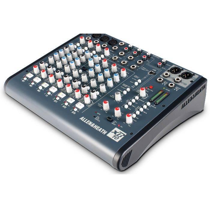 #(*) Consola Para Radio Posee  3 Canales Mono Para Mic, 3 Canales Estereo, Canal