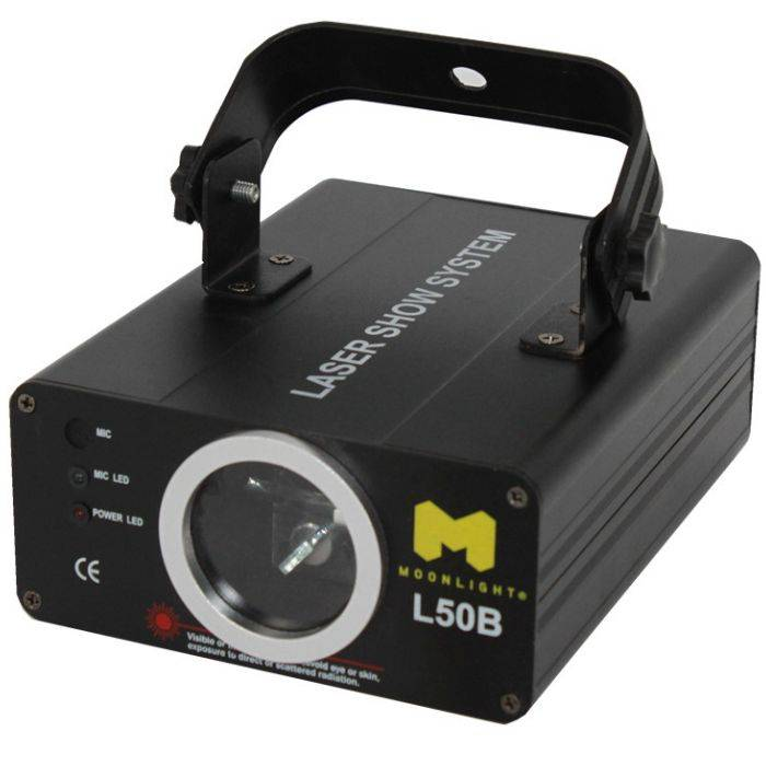 Laser Azul Audioritmico Inc. Fuente