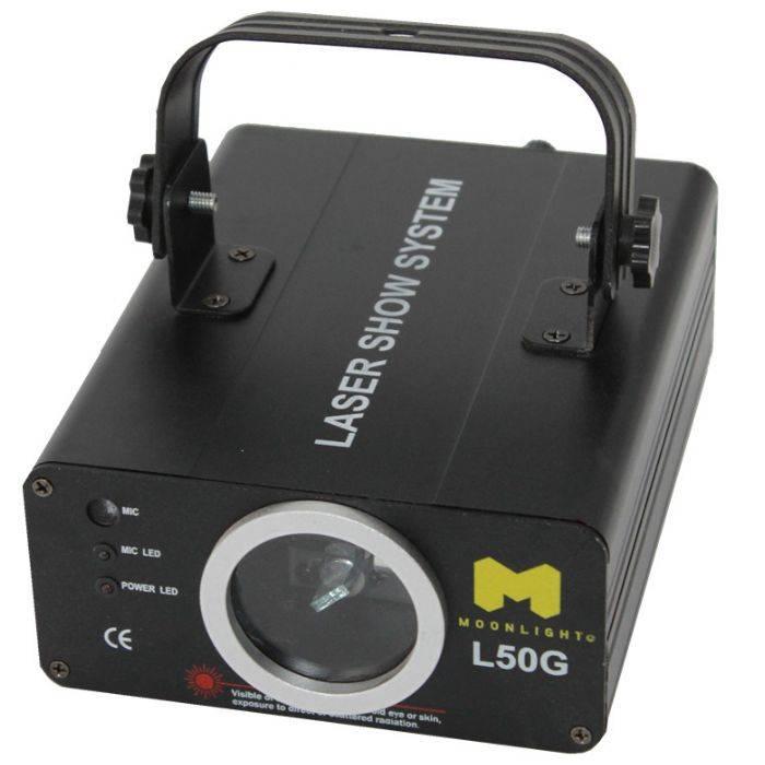 Laser Verde Audioritmico Inc. Fuente