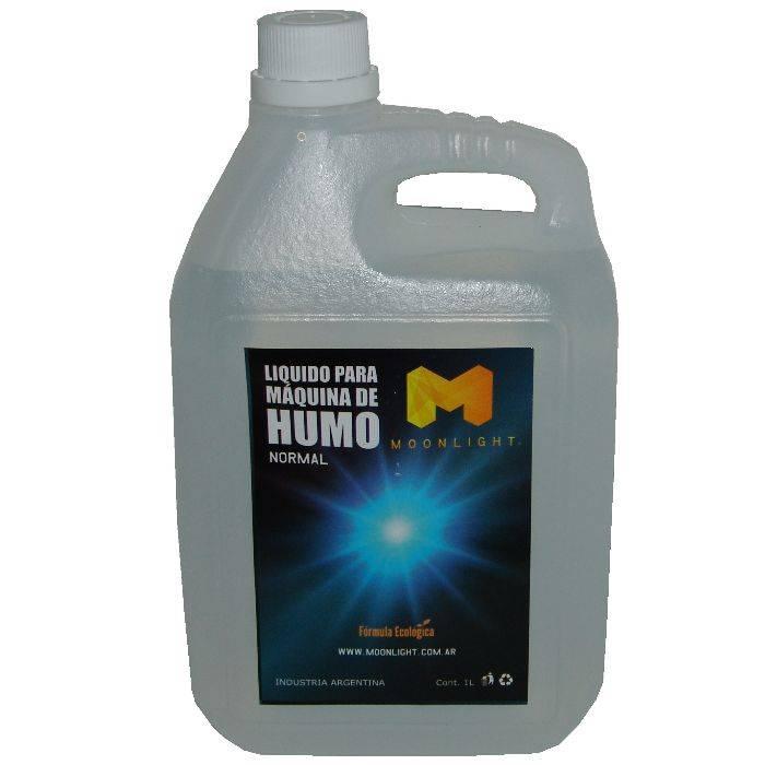 Liquido Para Maquina De Humo Light 1l