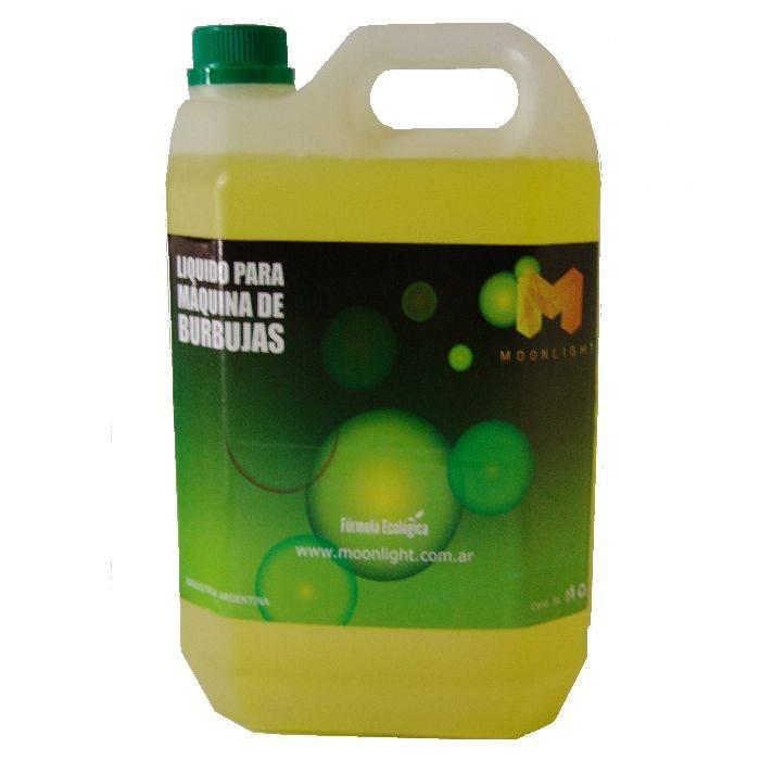 Liquido Para Maquina De Burbujas 5l