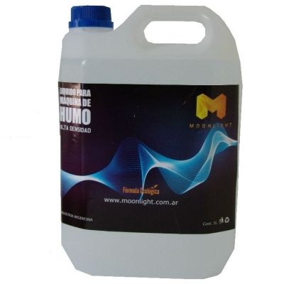 Liquido Para Maquina De Humo Pro 5l