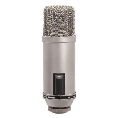 #microf Condenser Ideal Para Radios C/luz-on-air, Soporte Y Cartu