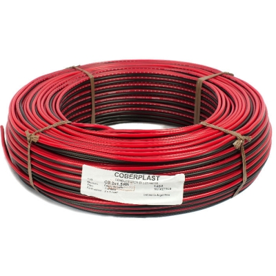 Cable Bafle 2x1.5 Rojo/negro