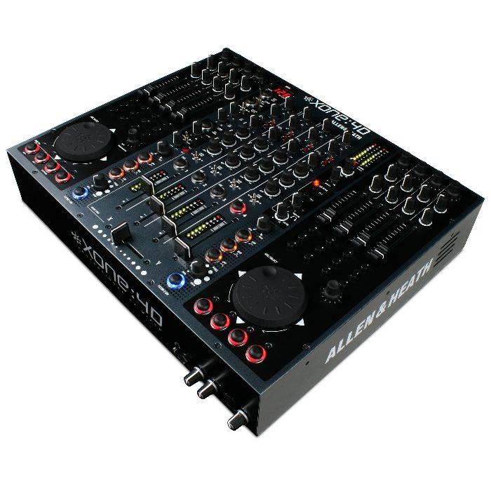#(*)4d  Mixer Análogo De Dj De Alta Calidad Con Funcionalidad Ampliada Con Contr