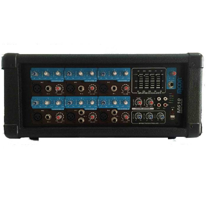 (*) Mixer Moon 6 Canales