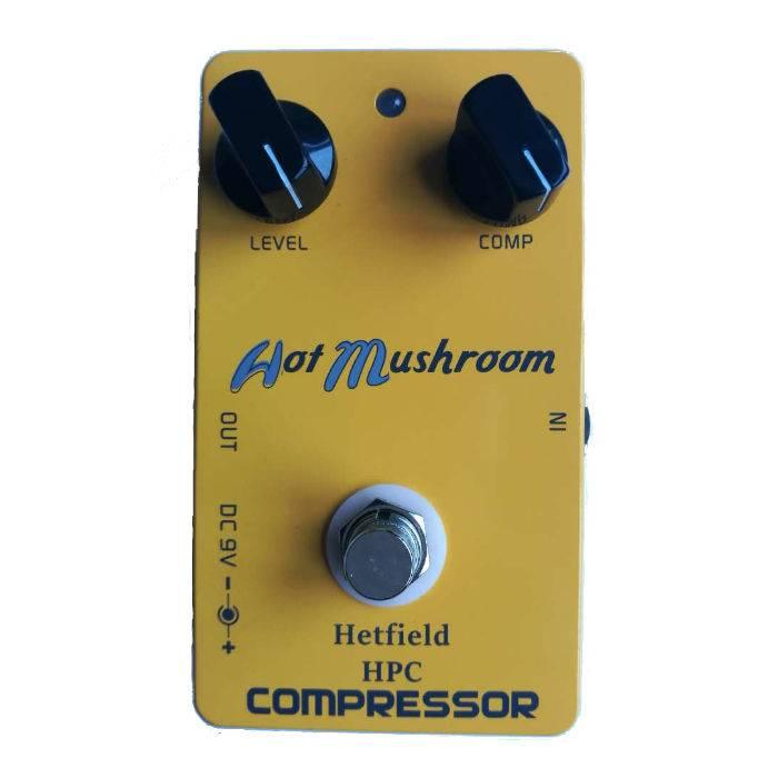 Pedal Con Efectos Para Guitarra Compressor
