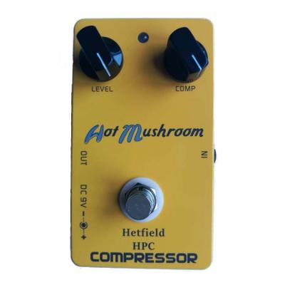 (*) Pedal Con Efectos Para Guitarra Compressor