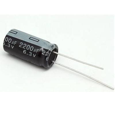 C.elec. 100  Mf X 160v 105c