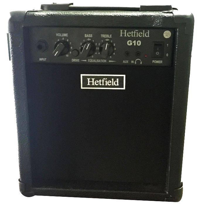Amplificador De Guitarra De 10w