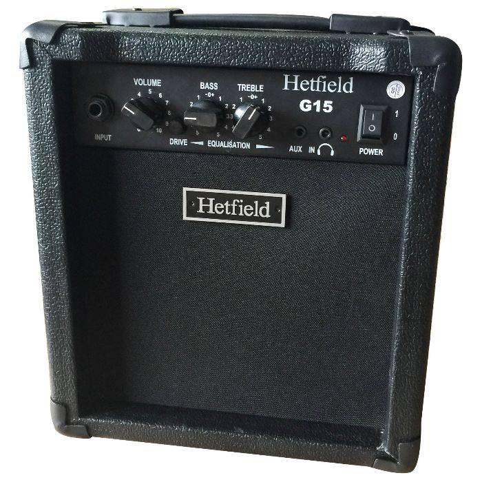 Amplificador De Guitarra De 15w