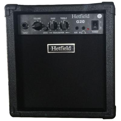 Amplificador De Guitarra De 20w