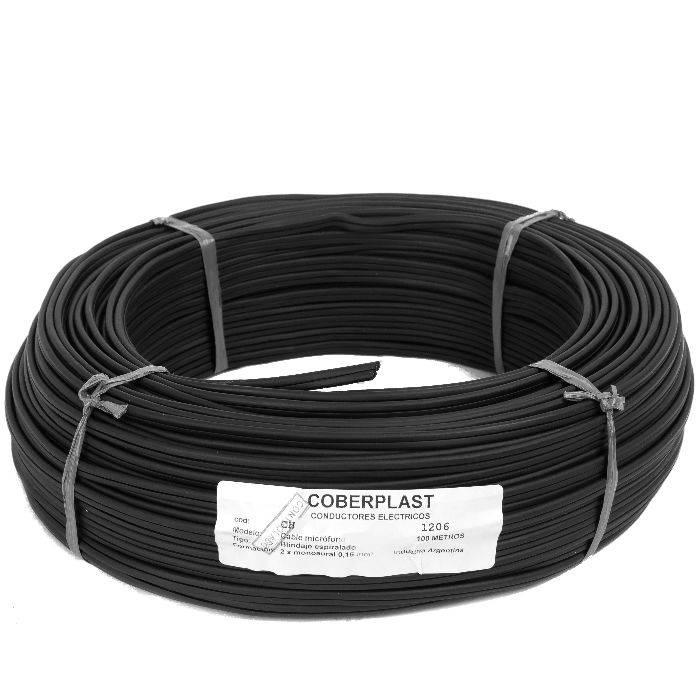 Cable Helicoidal Unipolar