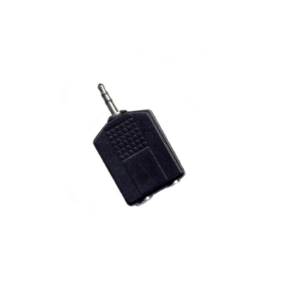 Plug St 3.5 2 Jack St 6.5