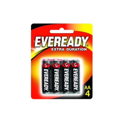 #pila Aa Eveready 1215 Blister 4pcs Precio Por Unidad