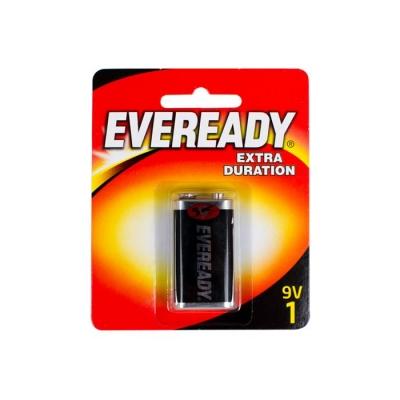 #bateria Eveready 1222  9v Precio Por Unidad