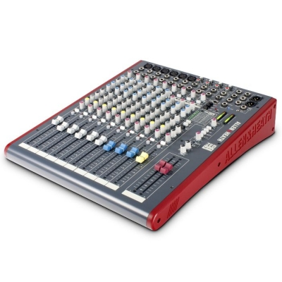 #(*) Mixer 6 Ch Mic/line, 3 Estereo  4 Aux, Usb In/out, Phantom 48v.
